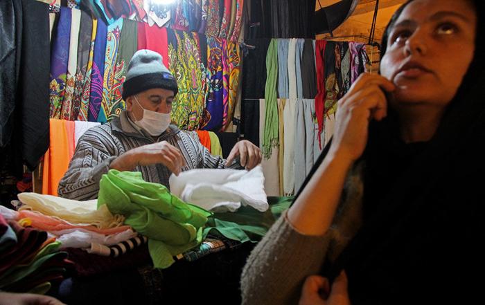 (تصاویر) شیوع آنفولانزا در کرمان