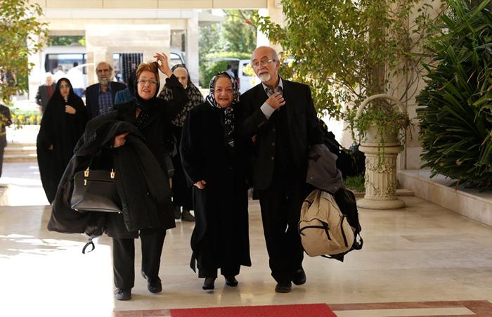 (تصاویر) گردهمایی هنرمندان پیشکسوت در کیش