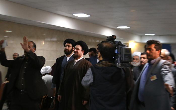 سیدحسن خمینی کاندیدای مجلس خبرگان شد