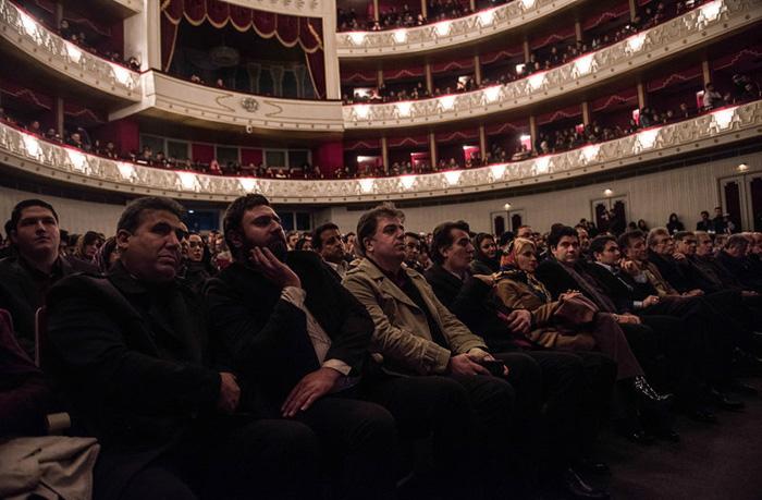 (تصاویر) رونمایی از جشنواره موسیقی فجر