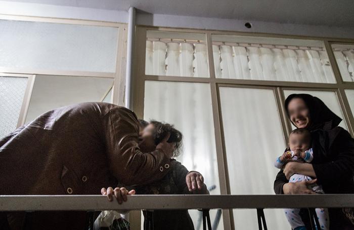 (تصاویر) روایت آزادی یک زندانی از اوین تا شوش