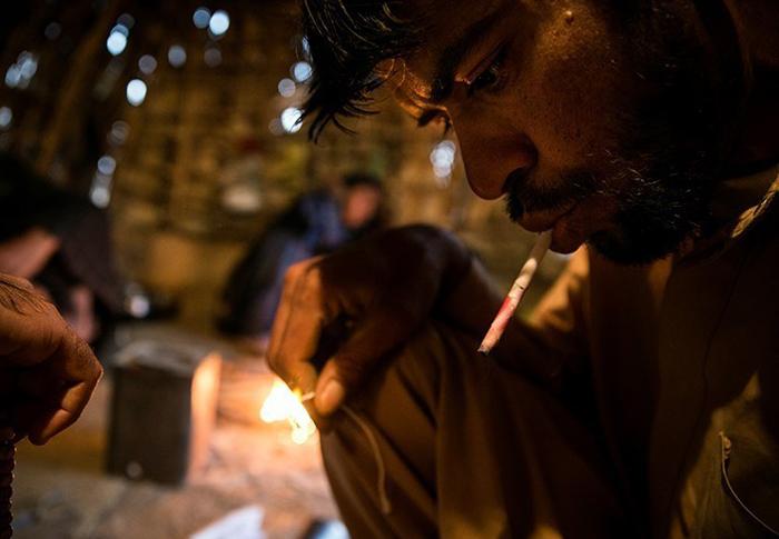 (تصاویر) روایت تکاندهنده از قربانیان خردسال اعتیاد