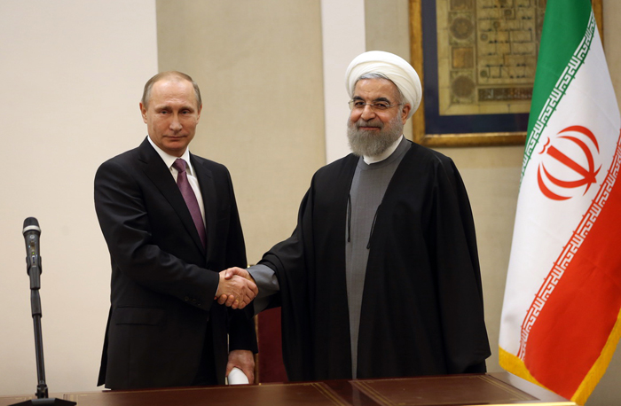 (تصاویر) نشست مشترک ایران و روسیه