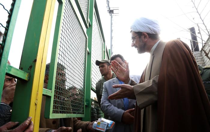 (تصاویر) جمعآوری معتادان تهران