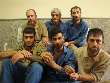 زورگیران غرب تهران دستگیر شدند