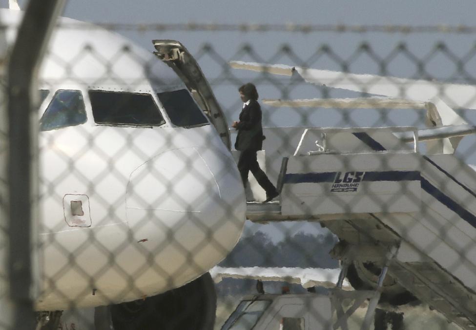 (تصاویر) نامه هواپیما ربا به همسرش