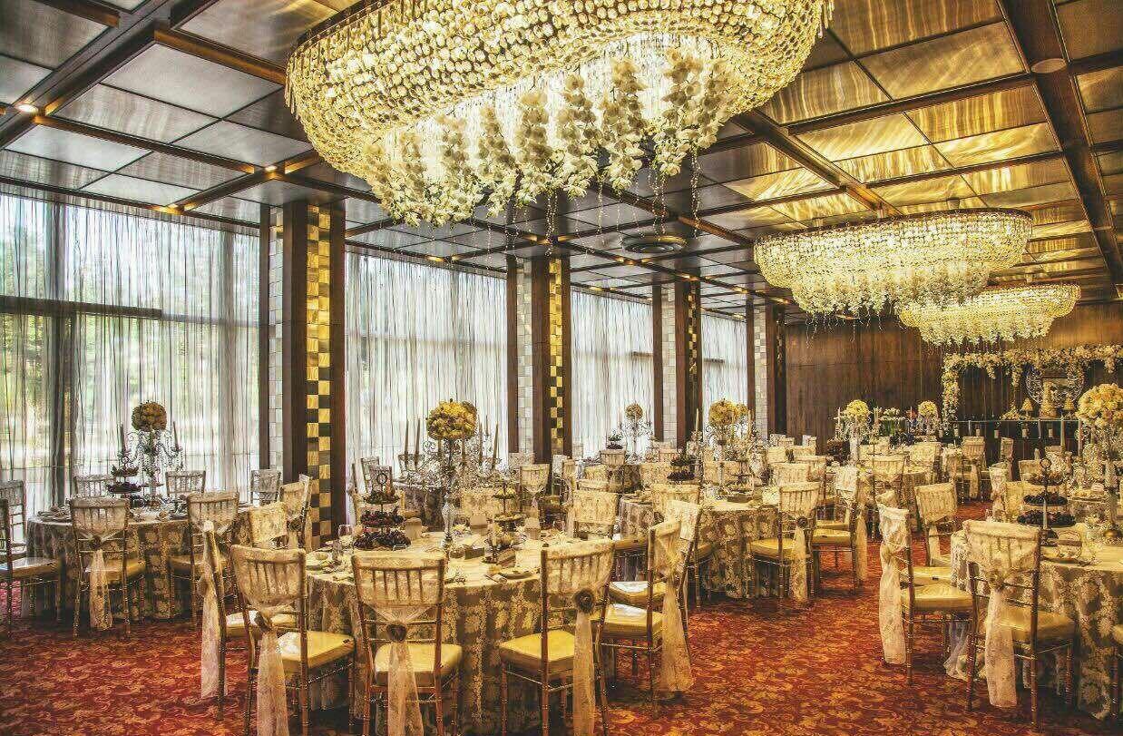طراح سالن عقد گوچی و همسرش کار چه کسی بود؟+ (تصاویر)