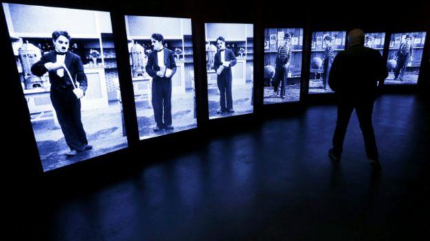 (تصاویر) موزه ای برای چارلی چاپلین