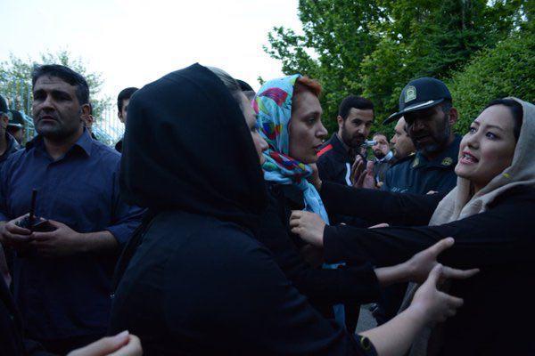 ممانعت پلیس از برگزاری مراسم یادبود