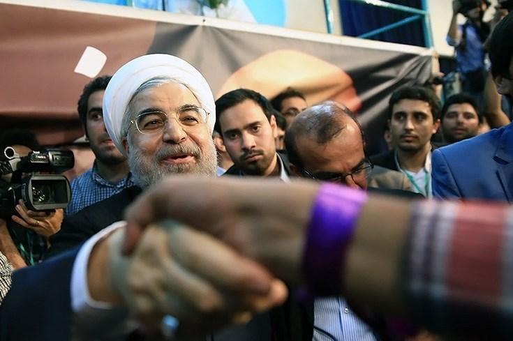 از رفتن روحانی به دور دوم تا ثبت رکورد 22 میلیون رای