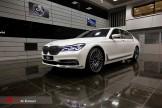 (تصاویر) رونمایی از خودرو جدیدBMW در ایران