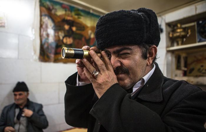 (تصاویر) کافه انگشتر