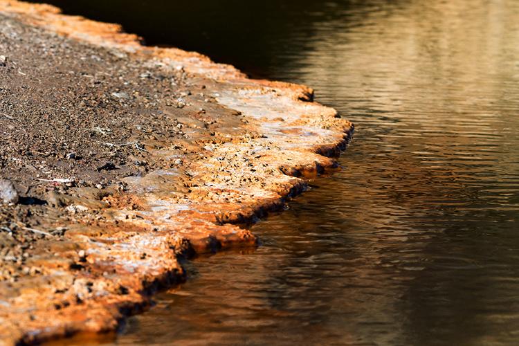 (تصاویر) خطر خشکی چشمههای باداب سورت