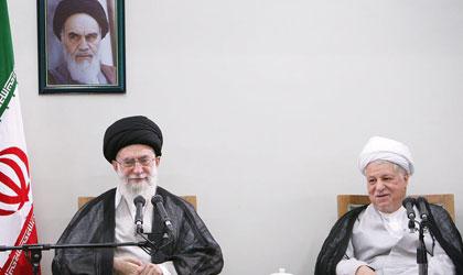 پیام تسلیت رهبر انقلاب در پی درگذشت آیت الله هاشمی
