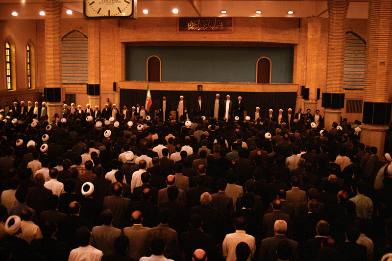 (تصاویر) تنفیذ ریاستجمهوری هاشمی سال72
