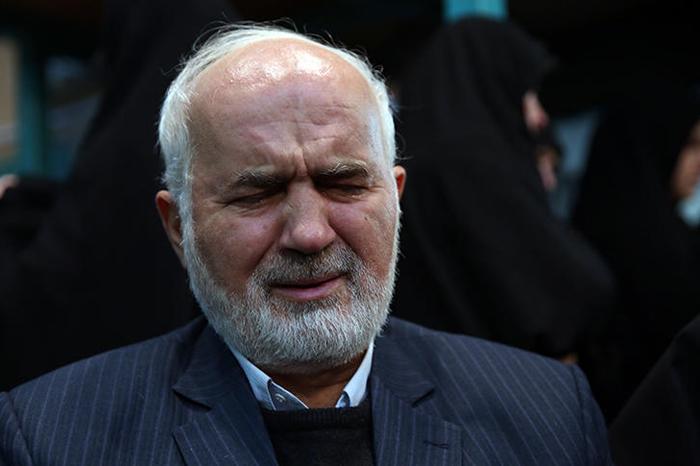 (تصاویر) وداع مقامات و شخصیتها با هاشمی