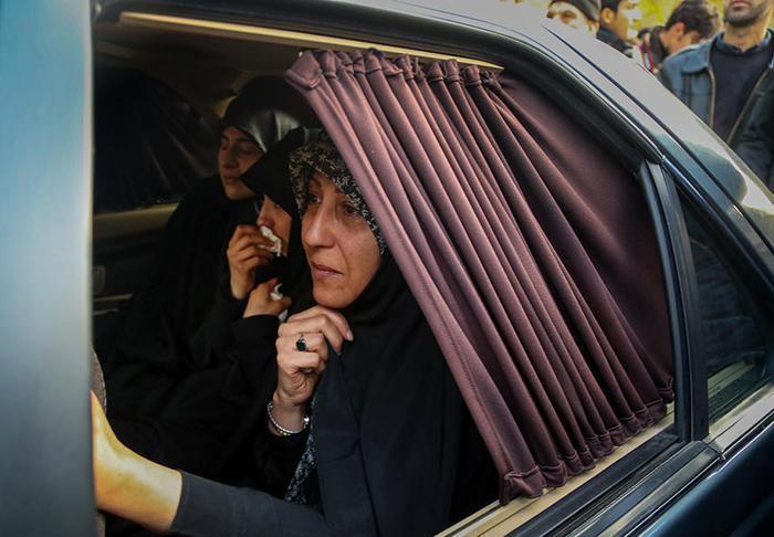 (تصاویر) مقامات و شخصیتها در بدرقه هاشمی