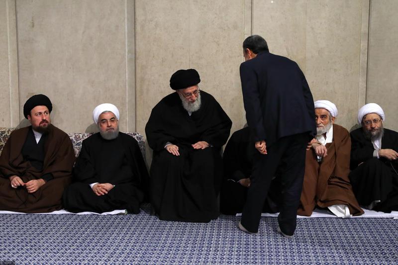 (تصاویر) مجلس ترحیم آیتالله هاشمی