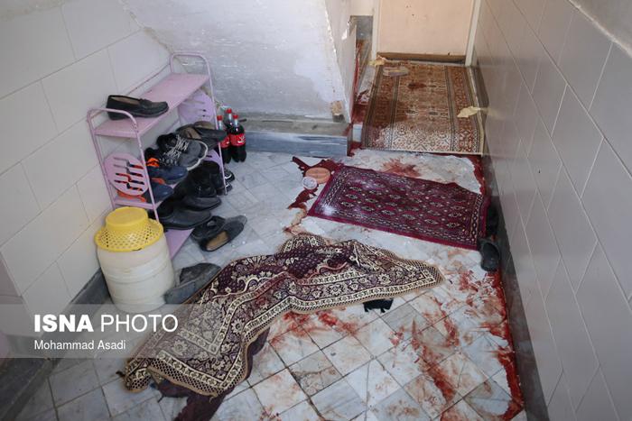 (تصاویر) تیراندازی مرگبار صبح امروز در اراک