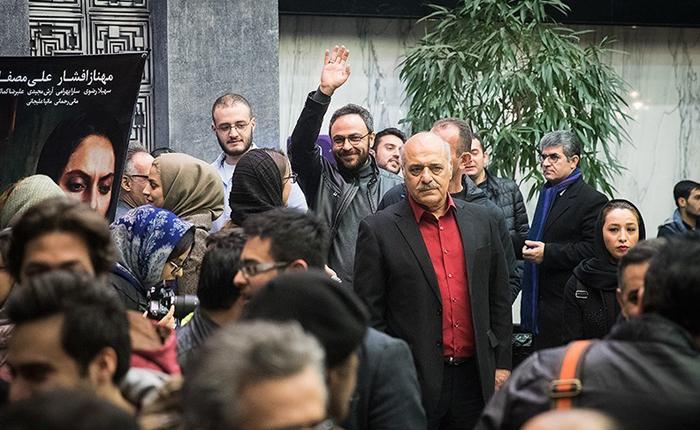 (تصاویر) اکران