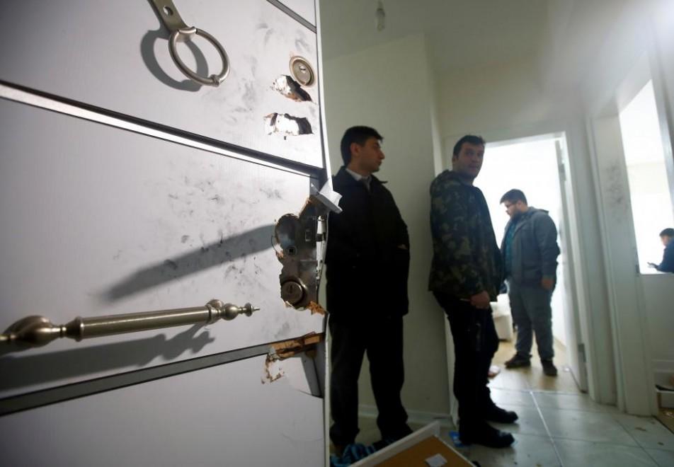 (تصاویر) عامل کشتار استانبول کجا زندگیمیکرد؟