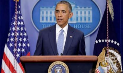 اوباما: اوکراین دلیل تحریم روسیه است
