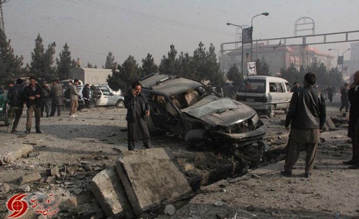 انفجاری مهیب کابل را لرزاند
