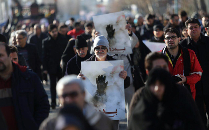 (تصاویر) مراسم تشییع شهدای آتشنشان