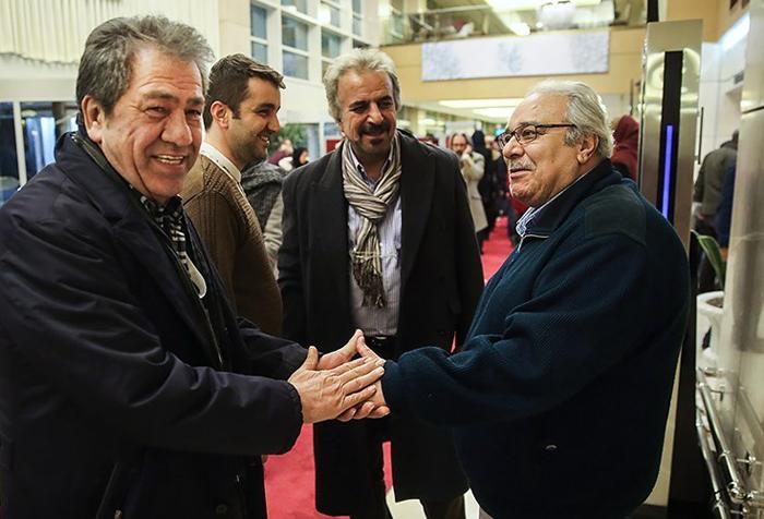 (تصاویر) میهمانان روز نخست جشنواره فیلم فجر
