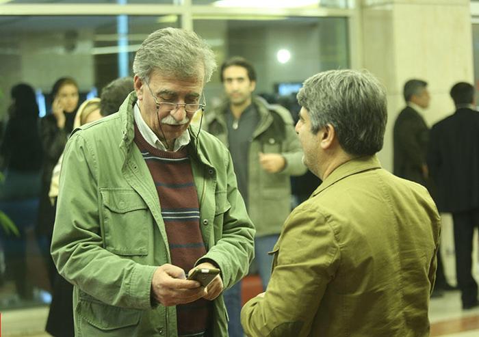 (تصاویر) میهمانان روز دوم جشنواره فیلم فجر