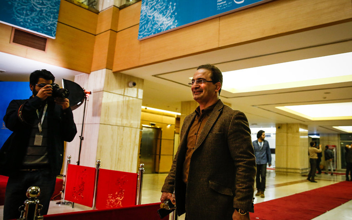 (تصاویر) میهمانان سومین روز جشنواره فیلم فجر
