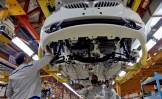 (تصاویر) خط تولید برلیانس در پارس خودرو