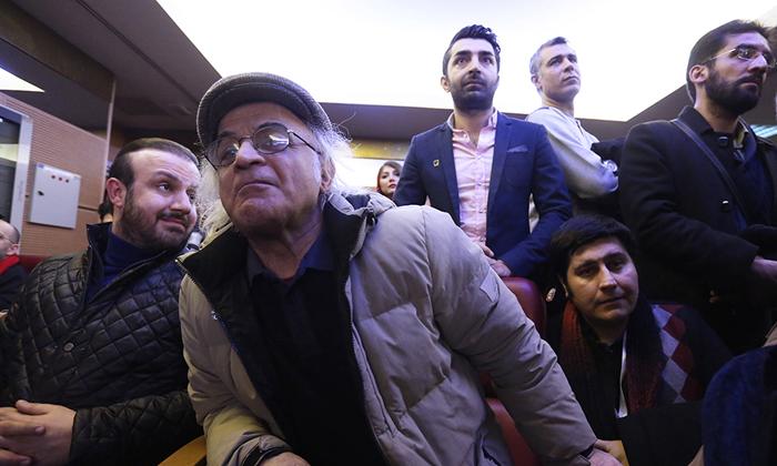 (تصاویر) میهمانان روز هفتم جشنواره فجر