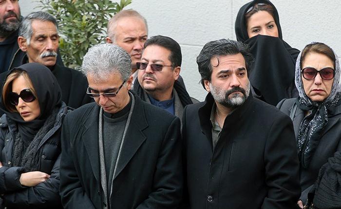 (تصاویر) مراسم تشییع