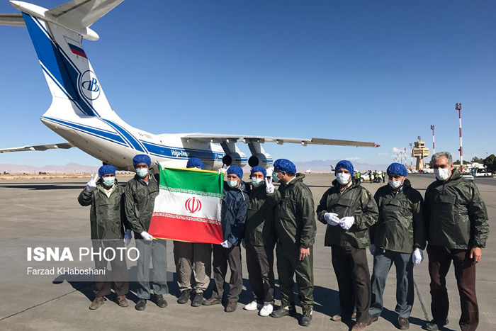 (تصاویر) ورود محموله ۱۴۹تنی کیکزرد به اصفهان