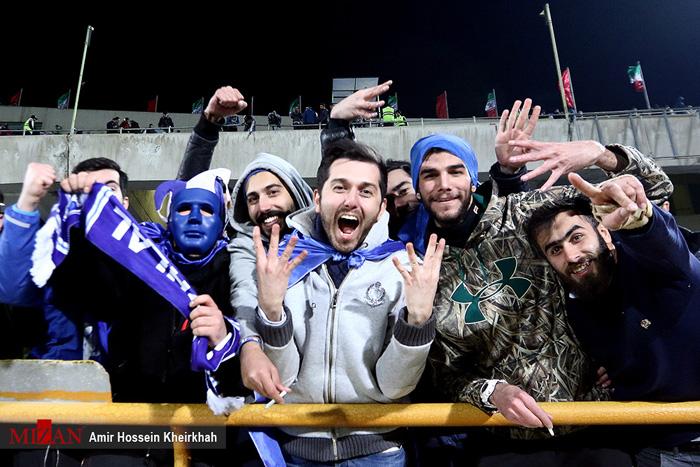 (تصاویر) صعود استقلال به لیگ قهرمانان آسیا