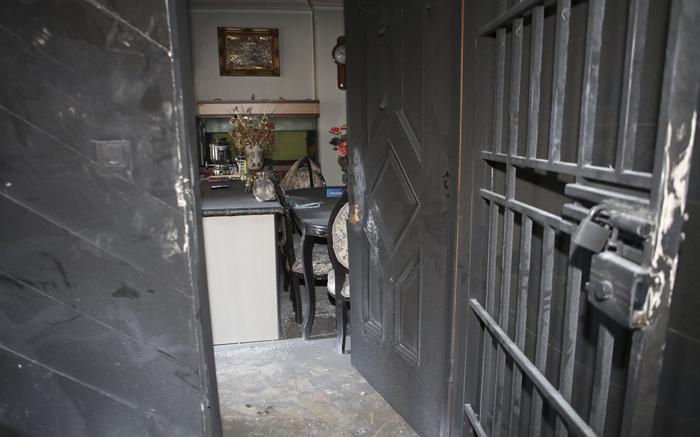 (تصاویر) حریق مرگبار خانه مسکونی درتهران