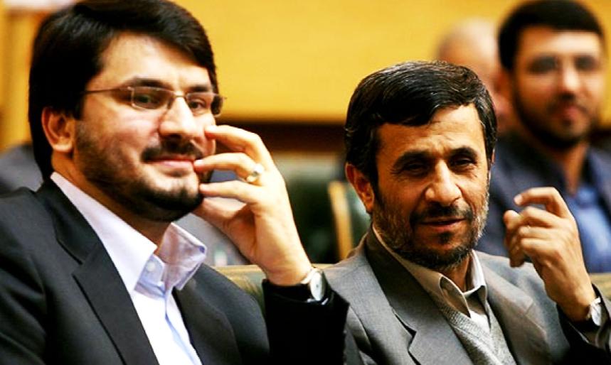 احمدینژاد به چه کسی