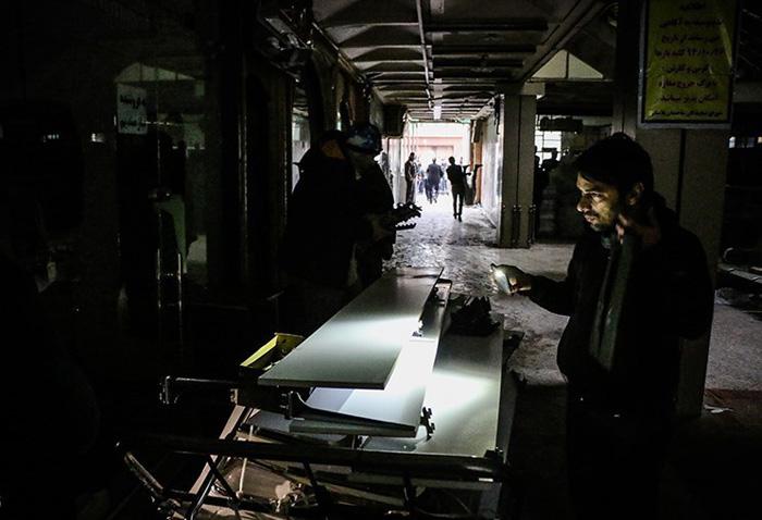 (تصاویر) بازگشایی درب شمالی پلاسکو
