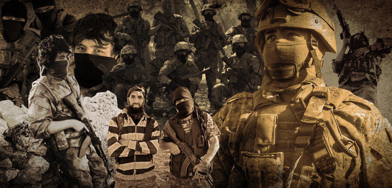 چه کسانی تروریستهای سوریه را آموزش می دهند؟