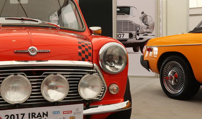 (تصاویر) نمایشگاه خودرو تهران