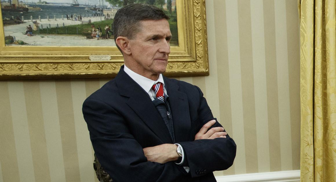 چه کسی به فلین گفت با روسیه تماس بگیرد؟