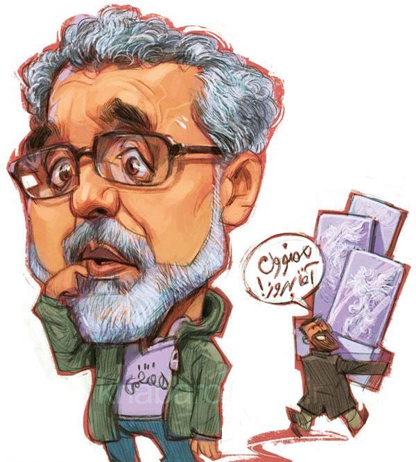 (کاریکاتور) اعتماد به نفس آقای هفتخمی!