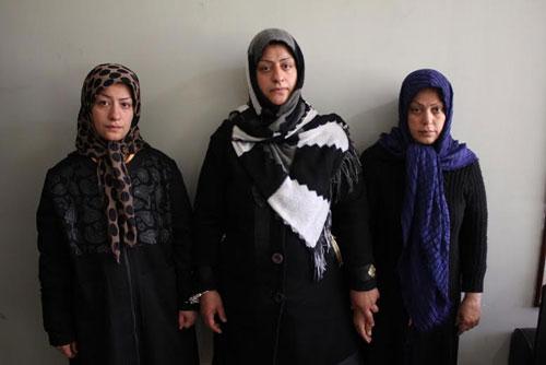 (عکس) سه زن دزدان طلا فروشی های تهران
