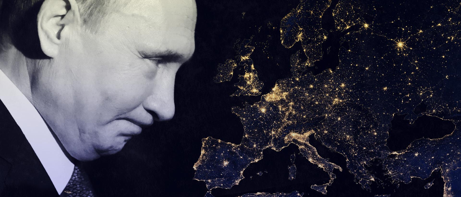 توطئه علیه اروپا