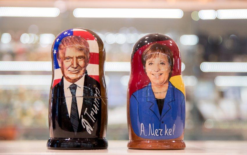 آیا مرکل میتواند ترامپ را سر عقل بیاورد؟