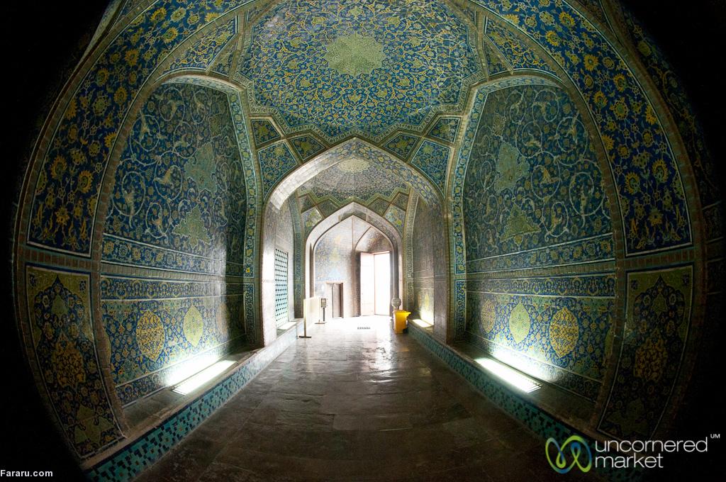 (تصاویر) ماجراجوییهای زوج آمریکایی در ایران