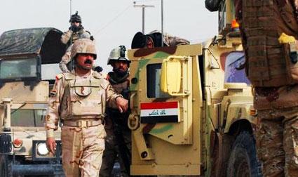 نیروهای عراقی وارد اولین منطقه غرب موصل شدند