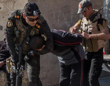 (تصاویر) عملیات شکار هستههای خفته داعش