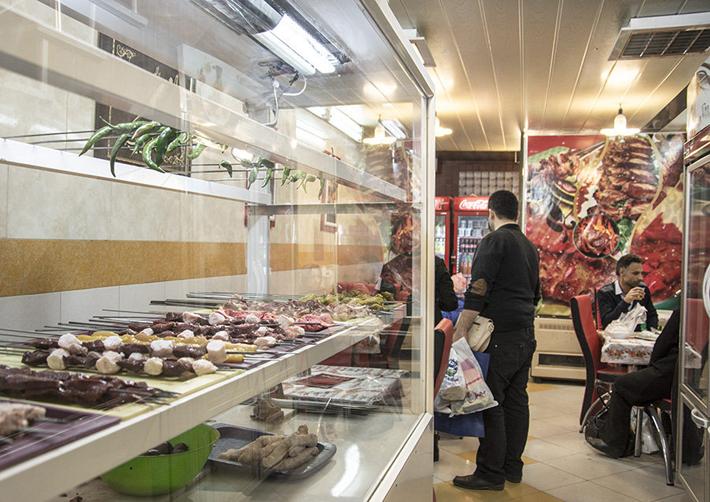 (تصاویر) گزارش اسپوتنیک از جگرکیهای گرگان